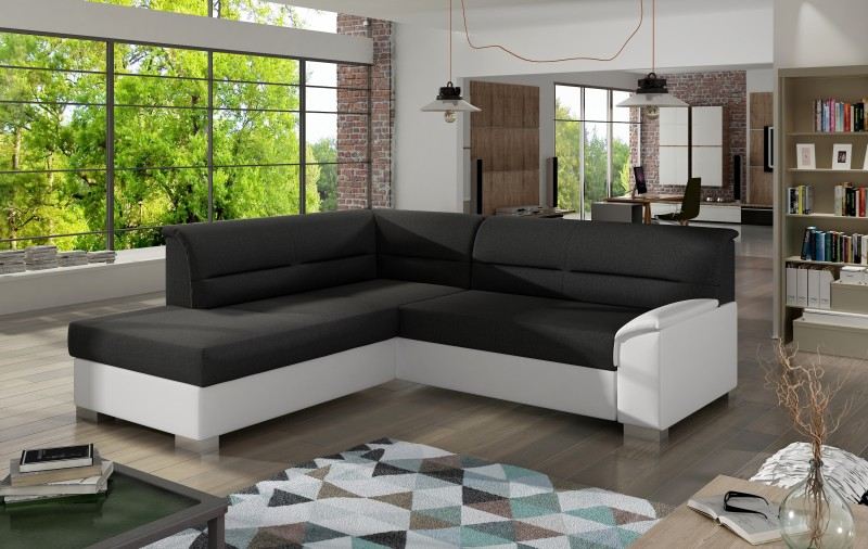 Bergen corner soa bed Corner couch with sofa bed