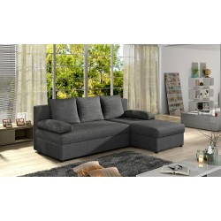 GINA CORNER SOFA BED