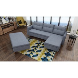 AREO CORNER SOFA BED