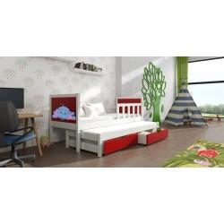 PINOKIO 4 CHILDREN'S BED