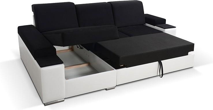 berlin 1 corner sofa bed. Black Bedroom Furniture Sets. Home Design Ideas