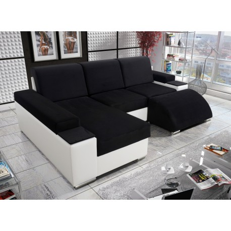 Berlin 1 Corner Sofa Bed