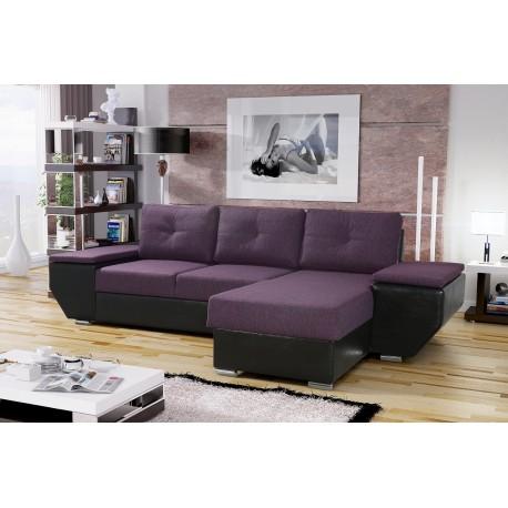 TORONTO MINI CORNER SOFA BED