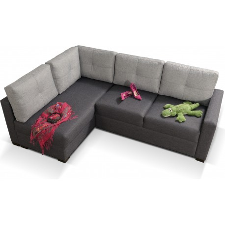 CORNER SOFA BED VEGAS 2