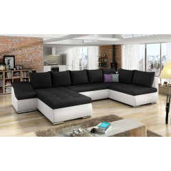 GIOVANNI CORNER SOFA BED