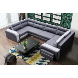 CORNER SOFA BED ASSANI U