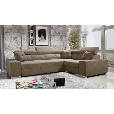 CORNER SOFA BED PALMYRA