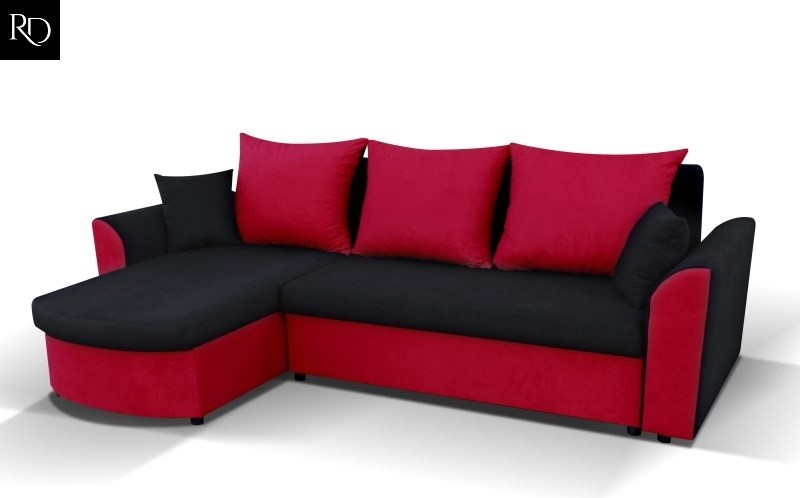 Rimini corner sofa bed Corner couch sofa bed