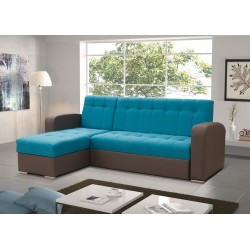 CORNER SOFA BED ROCK