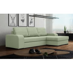 CORNER SOFA BED ASTI