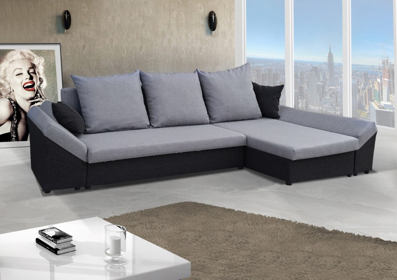 Verona corner sofa bed Corner couch with sofa bed