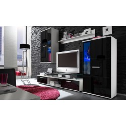 WALL UNIT SALSA WITH GLOSS