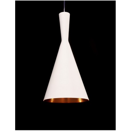 INDUSTRIAL LAMP FOGGI 12A WHITE