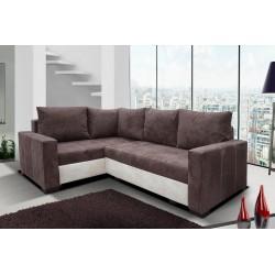 Bergamo Corner Sofa Bed
