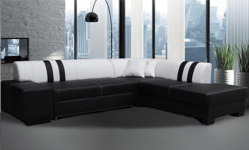 Porto Ii Corner Sofa Bed # Sofamobili Meuble Tv