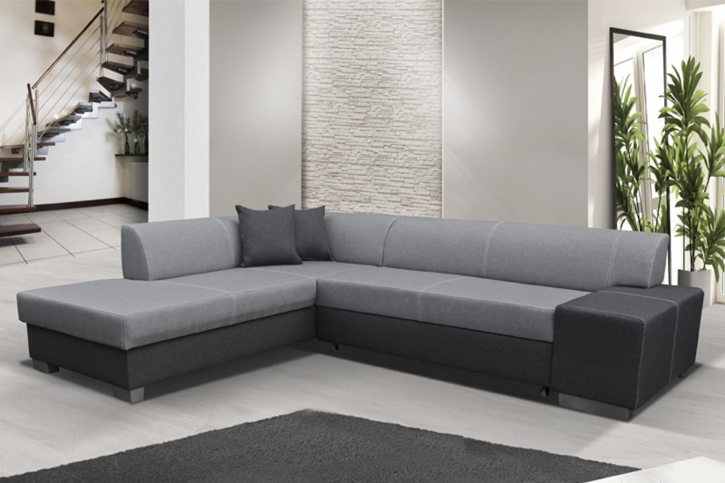 Porto corner sofa bed Corner couch with sofa bed