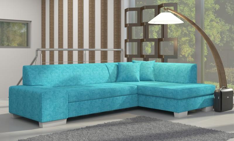 Cecilio Corner Sofa Bed