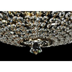 CRYSTAL CEILING LAMP ELEGANZA
