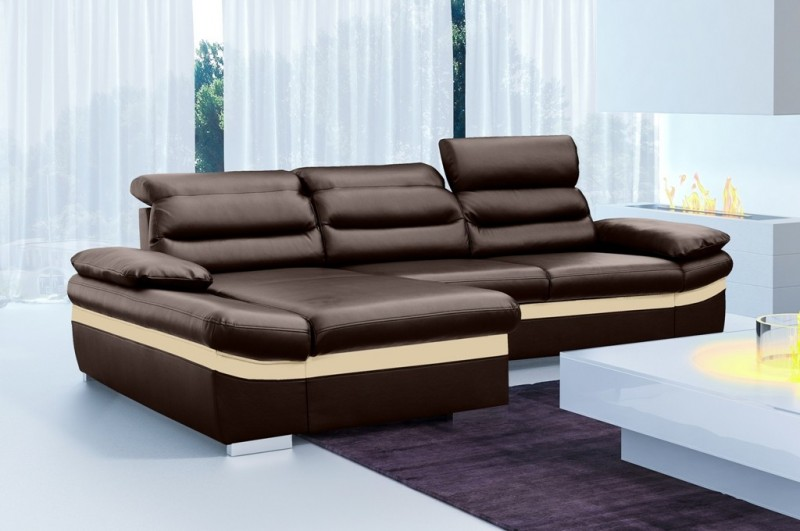 Santorini corner sofa bed Corner couch sofa bed