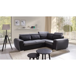 WIZZAR CORNER SOFA BED