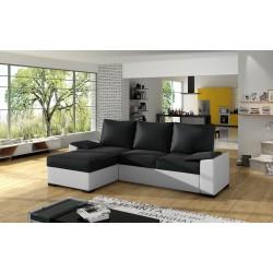 LUSSO Corner Sofa Bed