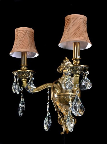 Next Crystal Wall Lights : CRYSTAL WALL LAMP LUSSINARE W2