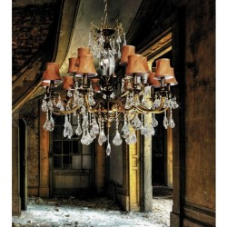 CRYSTAL CHANDELIER LUSSINARE W15
