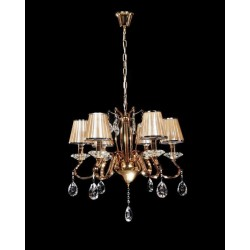 CRYSTAL CHANDELIER FINEZZIA