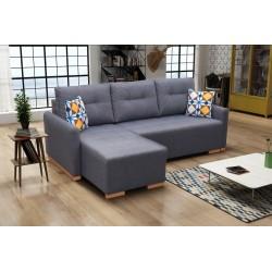 X1 CORNER SOFA BED