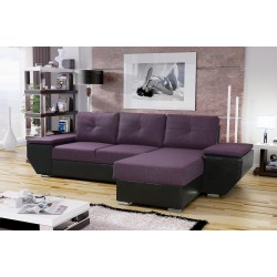 TORONTO MINI CORNER SOFA BED