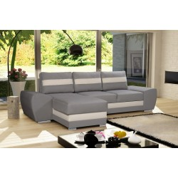 MILANO II CORNER SOFA BED