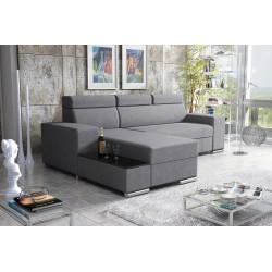 CORNER SOFA BED BONN W4