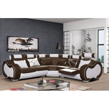 ARIZONA B REGULAR CORNER SOFA