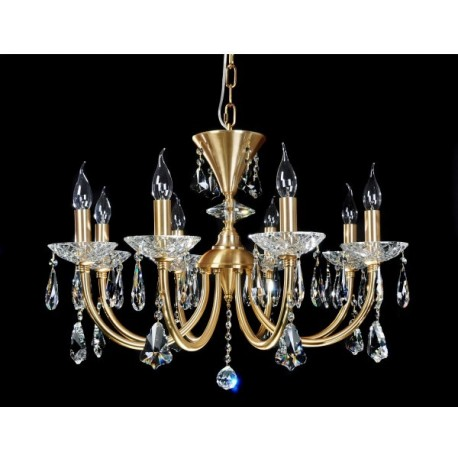 CRYSTAL CHANDELIER VALLERY W8