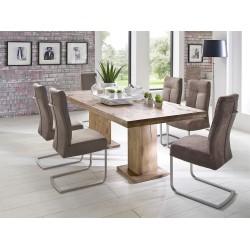 TABLE MANCHETSER I