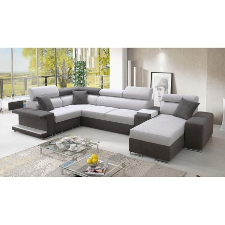 CORNER SOFA BED VECTOR V