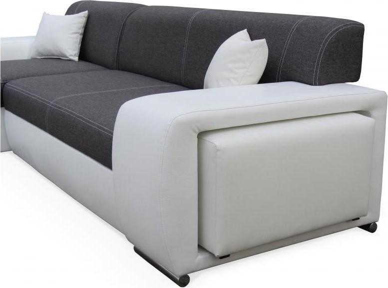 CORNER SOFA BED BLANCA