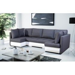 CORNER SOFA BED CITY U