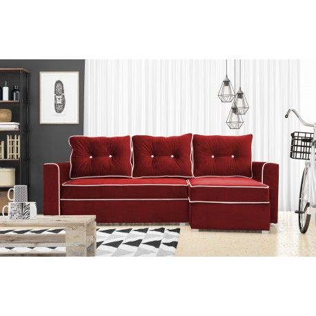 CORNER SOFA BED AMPELIA