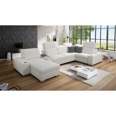 CORNER SOFA BED ADELA