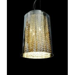 CEILING LAMP AMOREO SILVER