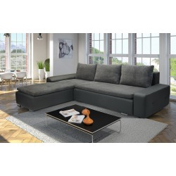 CORNER SOFA BED LUCAS