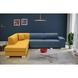 CORNER SOFA BED MAXX
