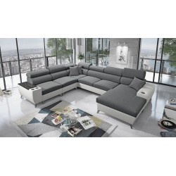 CORNER SOFA BED MODIVIO VIII