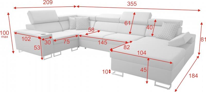Tremendous Corner Sofa Bed Solo Ibusinesslaw Wood Chair Design Ideas Ibusinesslaworg