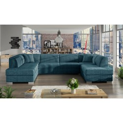 CORNER SOFA BED DARCO U