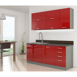 KITCHEN FURNITURE SET ROSE