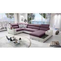 CORNER SOFA BED OLIV II