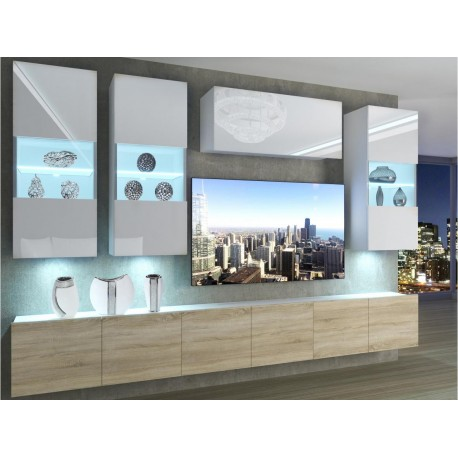 WALL UNIT NEW V