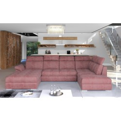 CORNER SOFA BED EVA